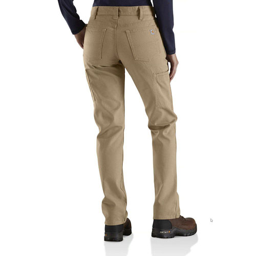 Carhartt Womens FR Womens Rugged Flex Canvas Pant
