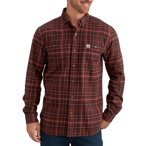 Carhartt Trumbull Plaid Shirt