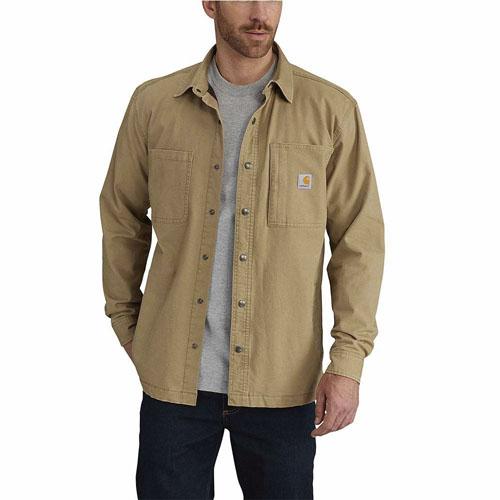 Carhartt Rugged Flex Rigby Shirt Jacket