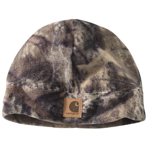 Camo Fleece Hat