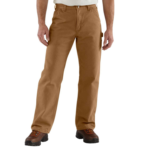 Carhartt Washed Duck Flannel Lined Pant