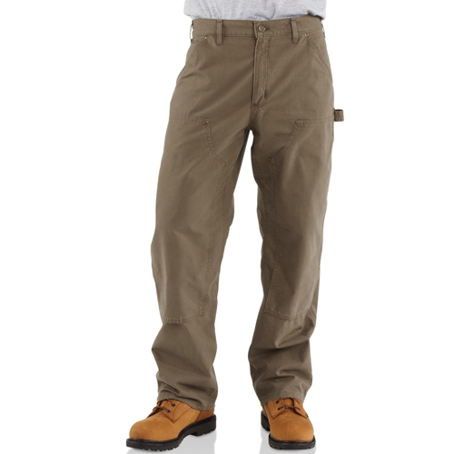 Carhartt Double-Front Canvas Work Dungaree