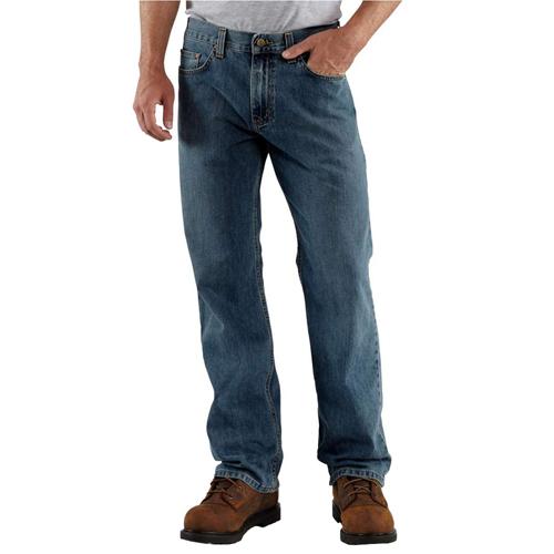 Carhartt Loose/Original Fit Straight Leg Jeans