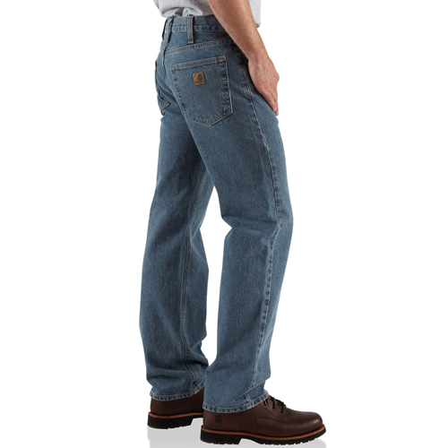 Carhartt Straight/Traditional Fit Straight Leg Jeans