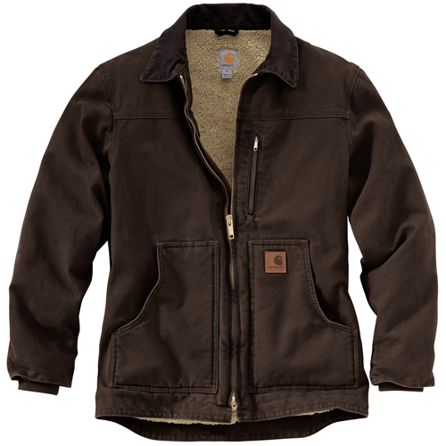 Sandstone Ridge Sherpa Lined Coat