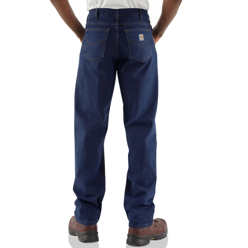 Carhartt Flame-Resistant Straight Leg Relaxed Fit Jeans