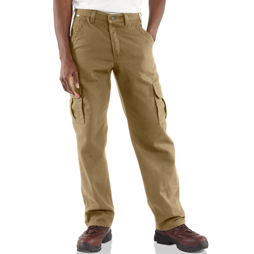 Carhartt Flame-Resistant Canvas Cargo Pant