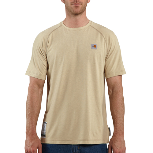 Carhartt Flame-Resistant Carhartt Force Short-Sleeve T-Shirt