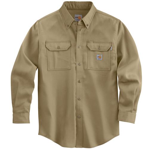 Carhartt Flame-Resistant Lightweight Twill Shirt