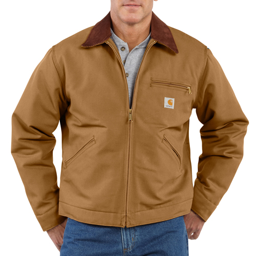 Duck Detroit-Blanket Lined Jacket