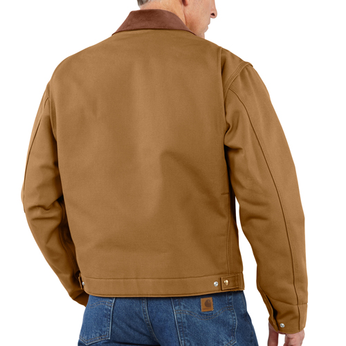 Carhartt Duck Detroit-Blanket Lined Jacket
