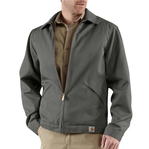 Carhartt Twill Work Midweight Quilt Lined Jacket