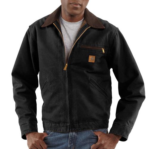 Sandstone Detroit Blanket Lined Jacket