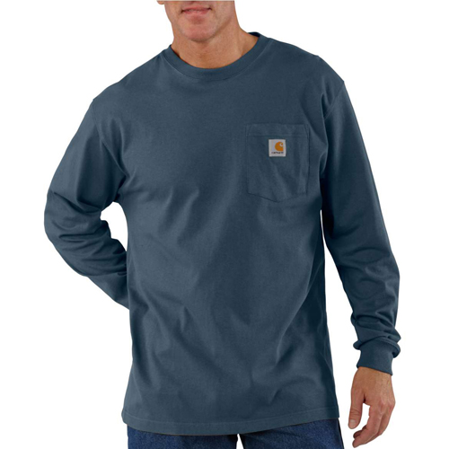 Carhartt Long Sleeve Workwear Pocket T-Shirt