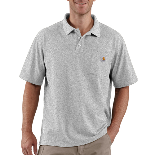 Contractor's Work Pocket Polo T-Shirt