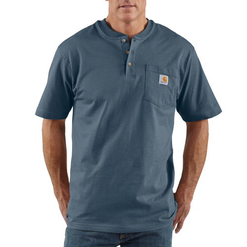 Henley Workwear Short Sleeve T-Shirt