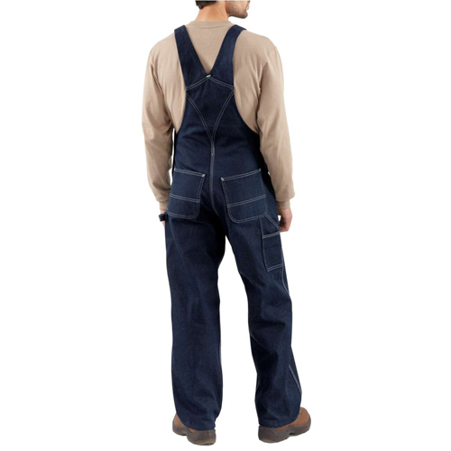 Cotton Bib Overall Unlined