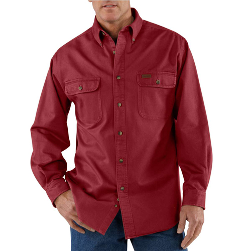 Sandstone Twill Shirt