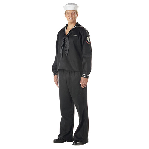 California Man Navy Costumes