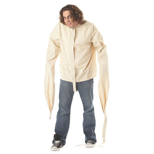 California Man Straight Jacket Costumes