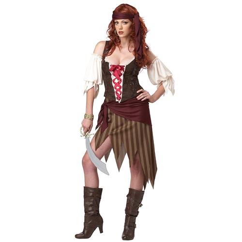 California Womens Buccaneer Beauty Costumes