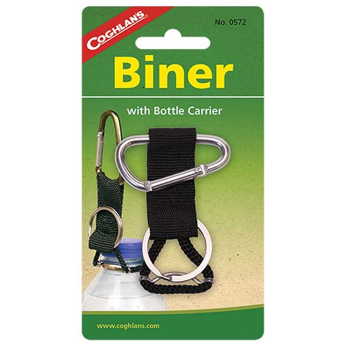 Biner with Bottle Carrier