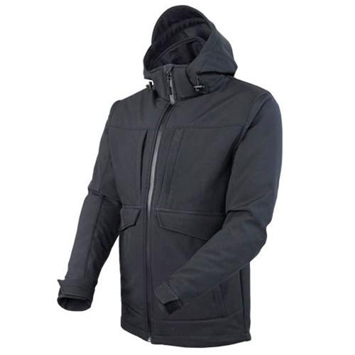Overcast Soft Shell Parka Jacket