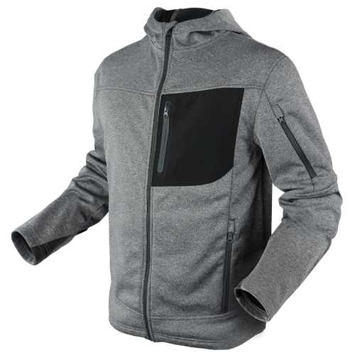 Cirrus Hooded Fleece Jacket