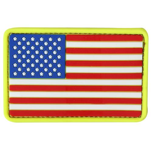 PVC U.S. Flag Patch