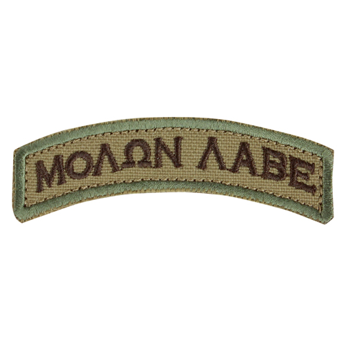 Condor Molon Labe Patch - Multicam