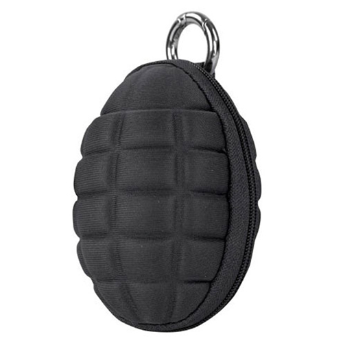 Pineapple Grenade Key Chain Pouch