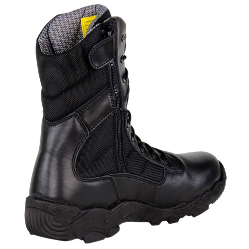 8 Inch Side-Zip Tactical Boots