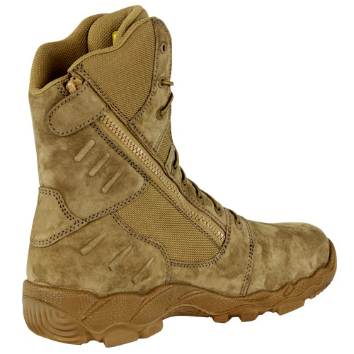 9 Inch Zip Tactical Boots