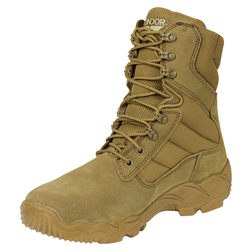 Gordon Combat Boot