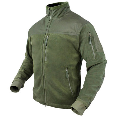 Alpha Micro Fleece Jacket