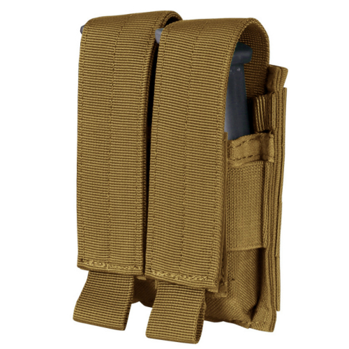 Adjustable Double Pistol Magazine Pouch
