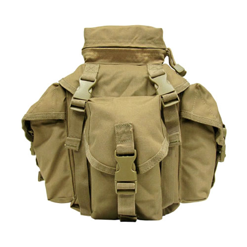 Condor Tan Modular Butt Pack