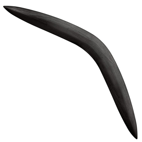 Cold Steel Boomerang Throwing Stick