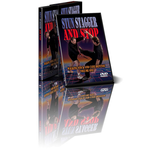 Stun Stagger and Stop DVD