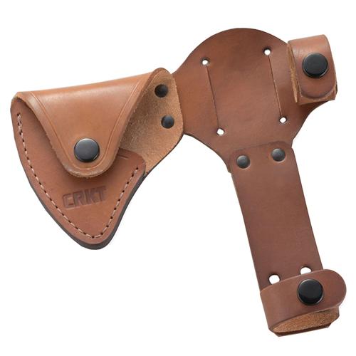Chogan Woods T-Hawk Leather Sheath