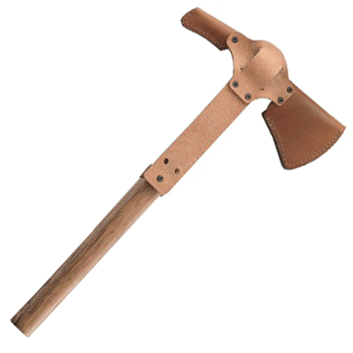 Woods Kangee Tomahawk Leather Sheath