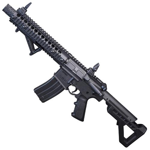 DPMS SBR Full Auto Steel BB Rifle