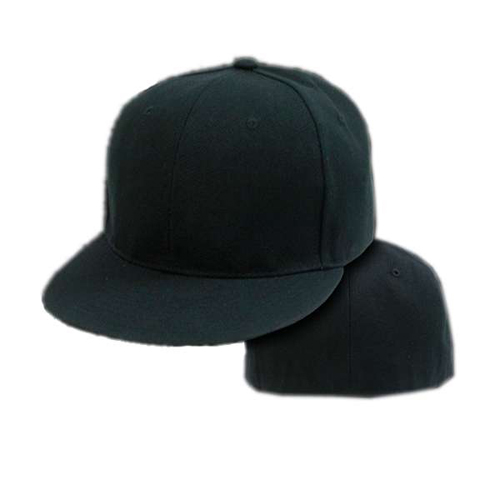 Decky RP2 Flat Bill Fitted Caps