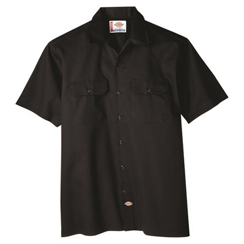 Twill Short Sleeve Uniform Work Shirt