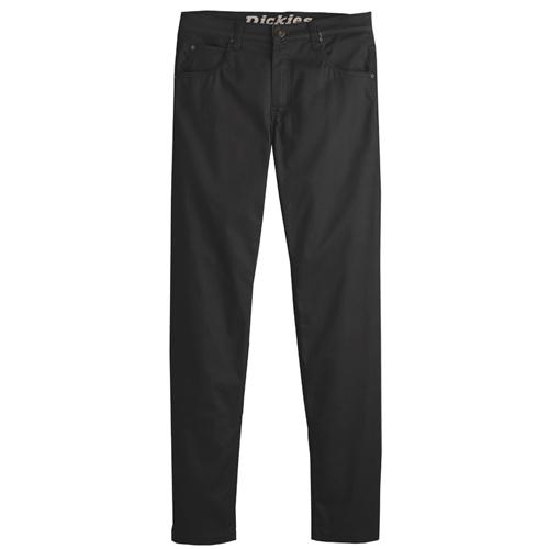 Slim Fit 5-Pocket Twill Pants