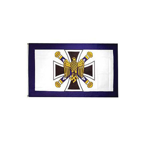 Flag 3ftx5ft WWI Germ Navy