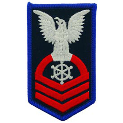 Patch-Usn Chief Petty Off