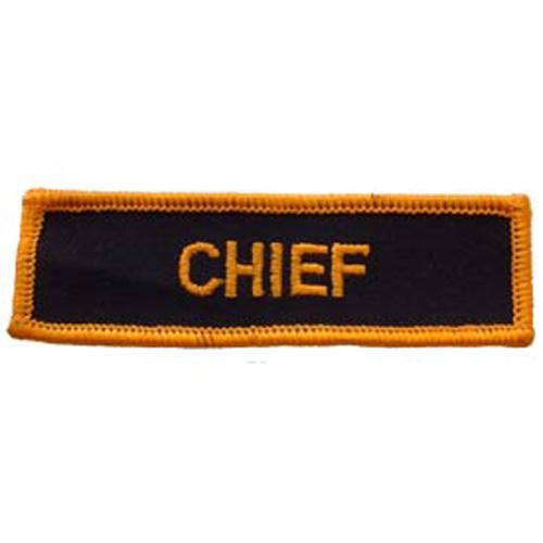 Patch-Usn Tab Chief