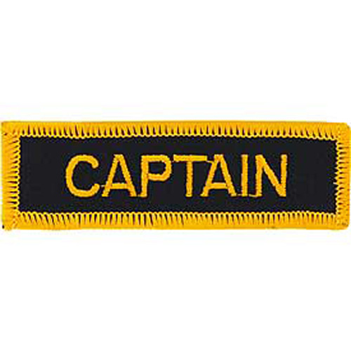 Patch-Usn Tab Captain