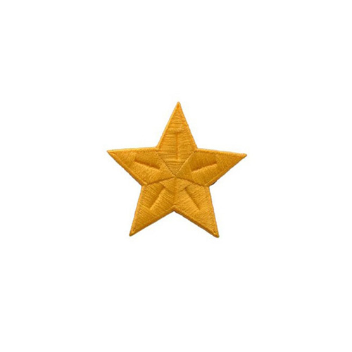 Patch Star Gold